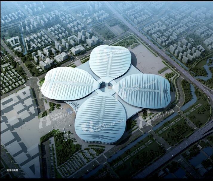 Location_China Sport Show _China International Sporting